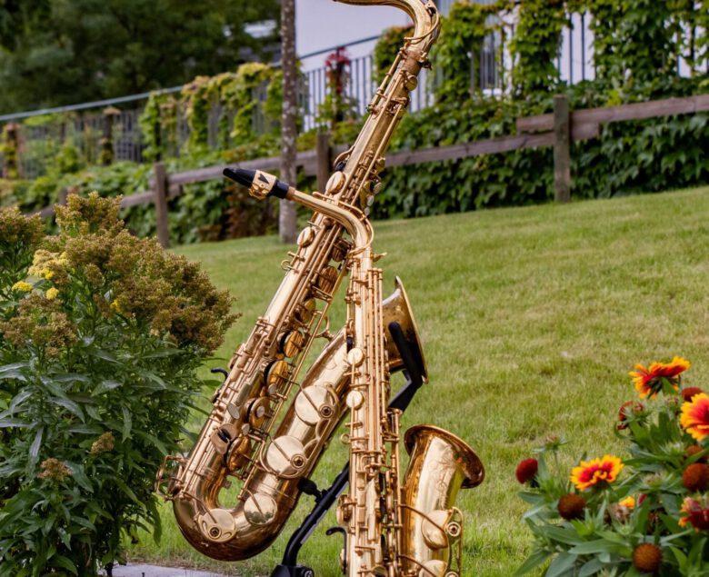 Saxophone - Musikzug Feuerwehr Wenden