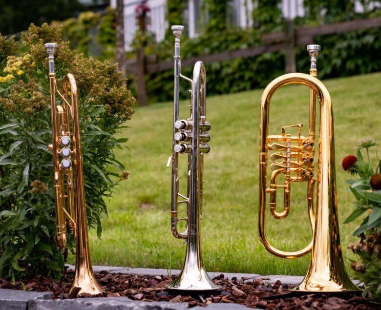 Trompete - Musikzug Feuerwehr Wenden
